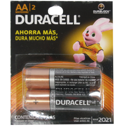 Duracel AA