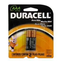 Duracel AAA