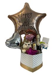 Pandup Arreglo Happy Birthday Hedgehog