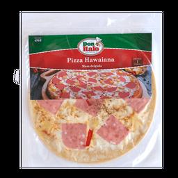 Pizza Hawaiana Masa Delgada