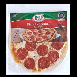 Pizza Pepperoni Masa Delgada