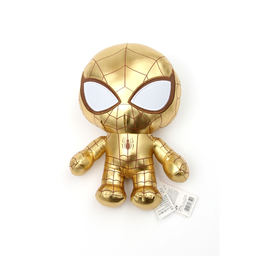Marvel Peluche Golden Spider Man