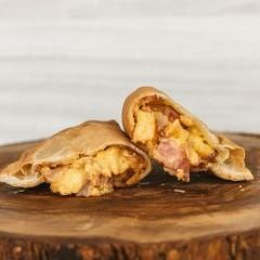 Empanada Hawaiian Chicken BBQ
