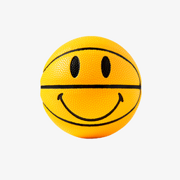 Chinatown Market Pelota Smiley Mini Basketball