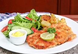 Schnitzel de Pollo