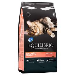 Equilibrio Alimento Para Gato Adulto Indoor Salmón 1.5 Kg