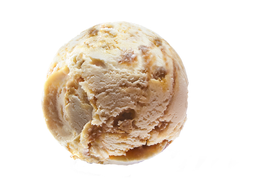 Helado Salted Caramel 473 ml.