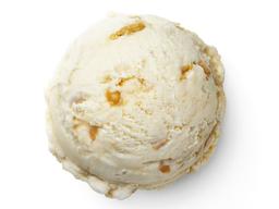 Helado Macadamia Nut Brittle