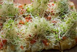 Pizza Aromas del Monte Personal