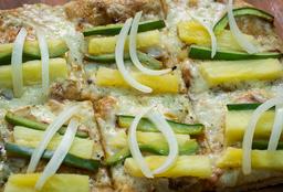 Pizza Frutos del Huerto Personal