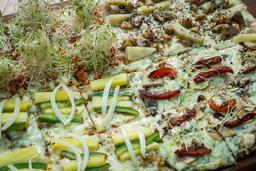 Pizza Grande 4 Sabores