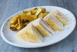 Sándwich Super Mixto