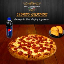 Combo Pizza Grande