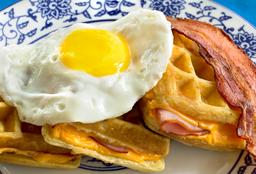 1 Waffle Americano