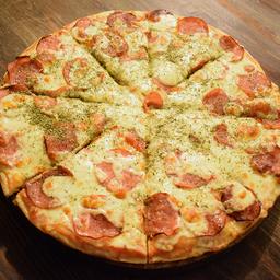 Pizza Chorizo Familiar