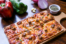 The Meatlover Pizza