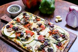 Locura Mediterránea Pizza
