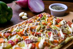 Irish Veggie Pizza