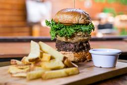 Molly´s Beef & Beer Burger