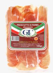 Parma Prosciutto Di Greci & Folzani Paquete