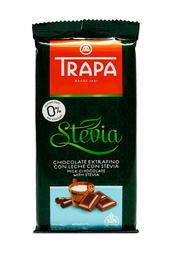 Tableta Chocolate Stevia Tr Lec