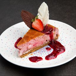 Cheesecake Luna Roja