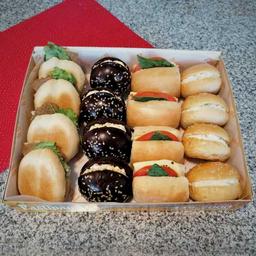 Caja Surtida Minisándwiches