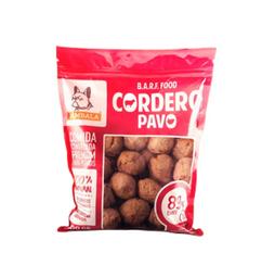 Rambala - Comida Congelada Premium para Perros-Cordero(Con Pavo)