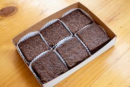 Caja x 6 Brownie Clásicos