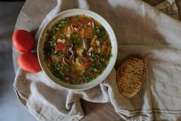 Sopa Spicy Lemongrass Grande