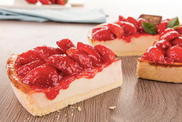 Cheesecake con Fresa