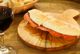 Bocata De Chorizo Pamplona
