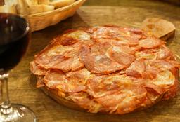 Tabla De Chorizo Morcón Ibérico