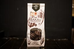 Bakau Pastilla De Chocolate x 250 gr. - 85% Cacao