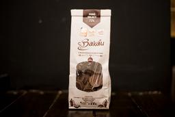 Bakau Pastilla De Chocolate x 250 gr. - 72% Cacao