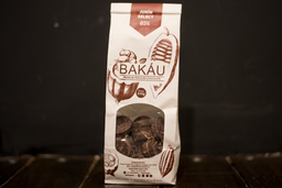 Bakau Pastilla De Chocolate x 250 gr. - 65% Cacao