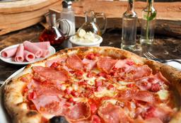 2x1 Pizza Vorace + El Sabor que Prefieras