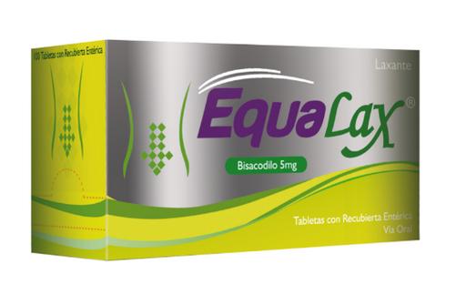 Equalax 5 Mg Blíster X 10