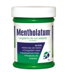Mentholatum Ungüento Pote