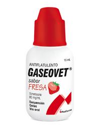 Gaseovet Fresa Simeticona 80Mg/Ml