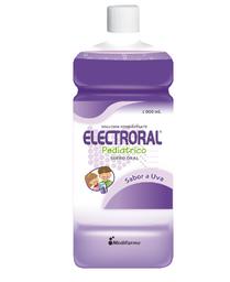 Electroral Pediatrico Uva Sol 1000Ml