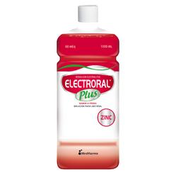 Electroral Plus Fresa Sol Fco