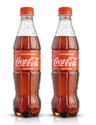 Coca Cola Regullar O Zero Two Pack