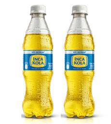 Inca Kola Regular o sin Azúcar