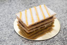 Milhojas con Manjar