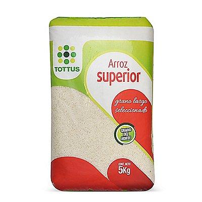 f88204971 Arroz Superior Tottus X 5 Kg a domicilio en Perú - Rappi