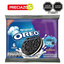 Oreo Regular Six Pack X 216G