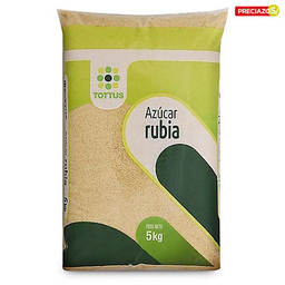 Tottus Azúcar Rubia