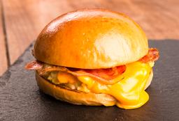 Pan con Huevo