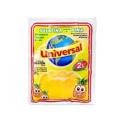 Universal Gelatina Piña